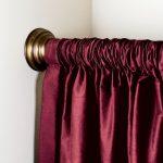 Rideaux sur les idées de photo de cordon