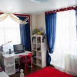 rideaux à œillets idées de décoration