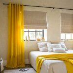 rideaux à oeillets photo décor