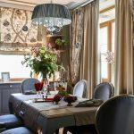 rideaux sur les idées de conception de ruban de rideau