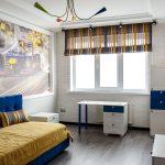 rideaux dans la chambre teen boy photo decor