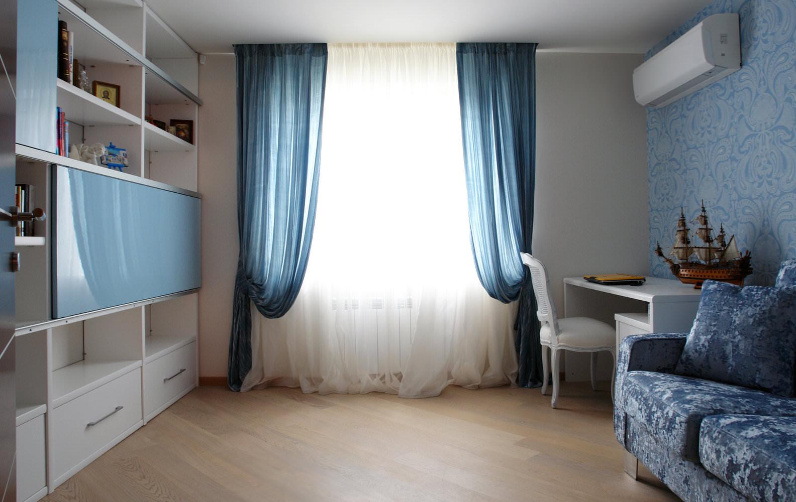 rideaux dans la chambre teen photo idées de garçon