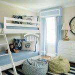 rideaux dans la chambre idées de décoration garçon adolescent