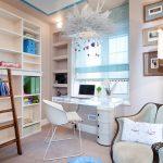 rideaux dans la chambre d'un adolescent idées de design