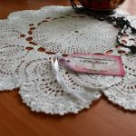 idées de conception de nappe au crochet
