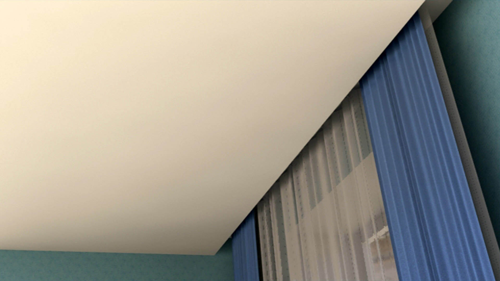 plafonds tendus cachés