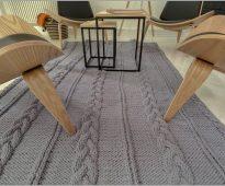 breien tapijten breien