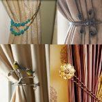 choisir des aimants pour rideaux photo décor
