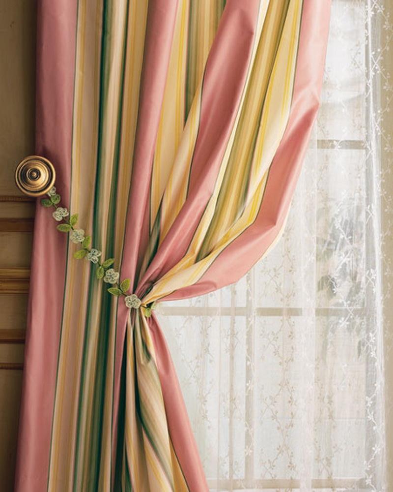 aimant pour la conception des idées de rideau
