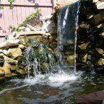 Chute d'eau faites-le vous-même