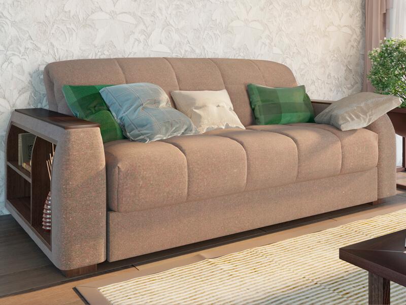 sohva auringonlasku