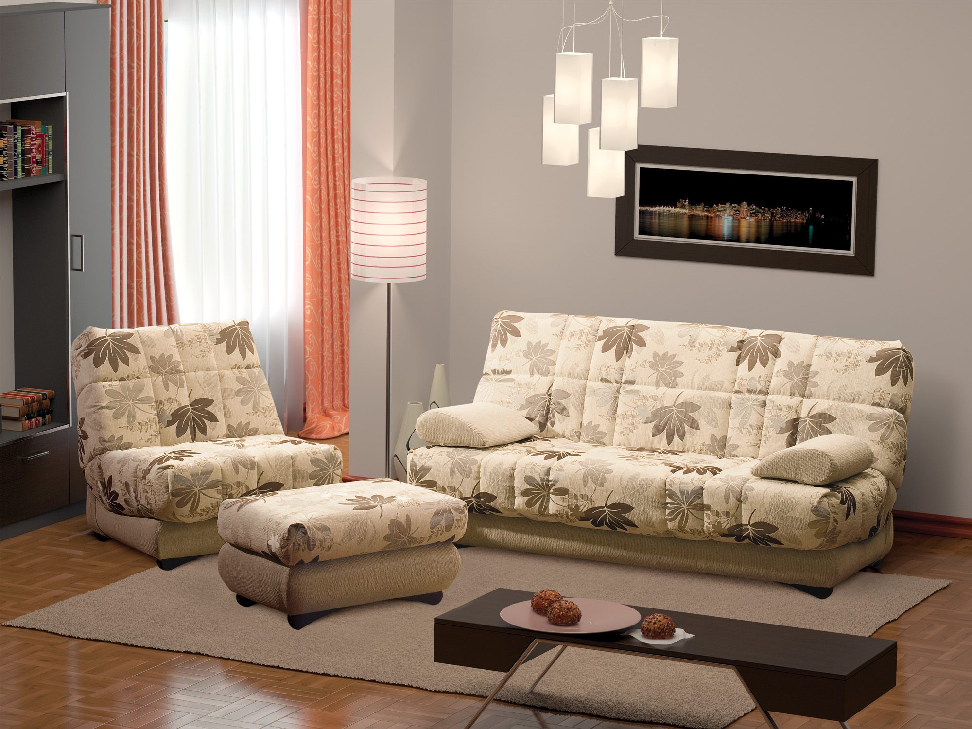yöpeili sohva