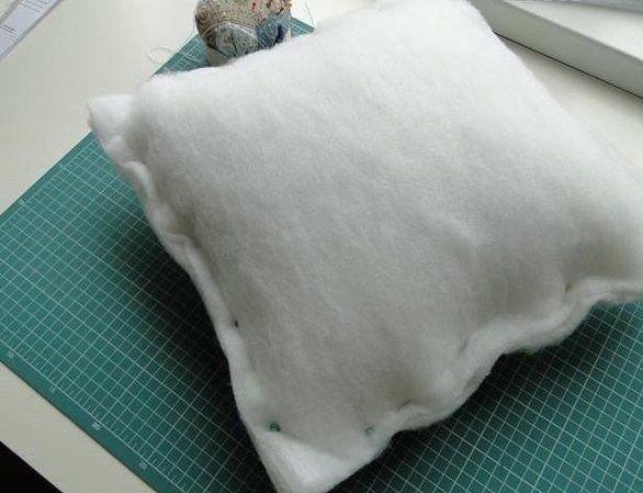 vulmiddel voor kussens synthetische wintermachine